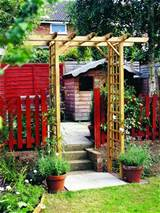 How to Create a Rose Trellis Arch