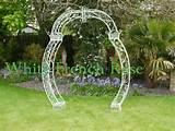 Arch Brown Arch Trellis Gazebo Garden Arches Garden Stakes Garden ...