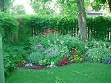 shade perennial gardens, Bagley, MN, color, Hosta, Zone 3, Landscape ...