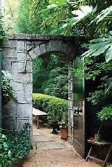 Garden—Gates & Arches