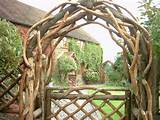 ... top arch £ 345 no 20 rustic gate min £ 110 black gate fittings £ 25