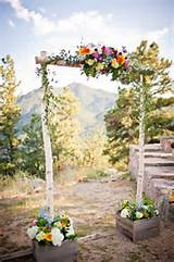 DIY Wedding Canopies & Arches