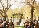 Diy Wedding Ceremony Arch Deck Outdoor Garden