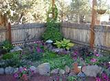 small shade garden ideas