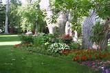 ... Shade Garden Gallery Appealing Garden Ideas Terrific Front Yard Design