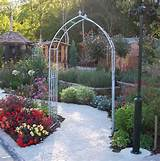 garden arches rose arches pergolas and tunnels
