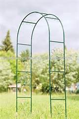 Superb ... Metal Garden Arch ...
