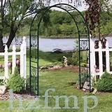 Iron Garden Arch (HZFA-002)