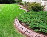 Decorative Garden Edging