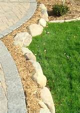 LANDSCAPE EDGING : In my eyes there are 4 main types of decorative ...