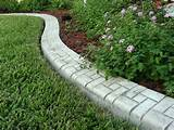 kerb is the premier supplier of concrete curbing and landscape edging