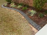 and easier to maintain than traditional edging our landscape edging