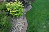 yard landscape 6 fantastic landscape lawn edging concrete edging