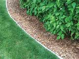 yard landscape 7 amazing lawn edging metal brick flower bed edging
