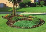 Borderline Steel Lawn Edging Tree Border Installation