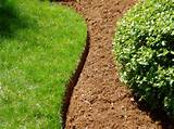 Front Yard Landscape , 5 Cute Lawn Edging : Metal Lawn Edging