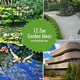 12 zen garden ideas