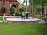 front garden patio Garden Patio Ideas