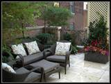 rooftop garden designs providing green space in your home open patio
