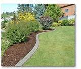 edging bricks lawn timbers and treated wood edging molded plastic