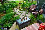 Cocktail Herb Garden Patio Tile View Shawna Coronado