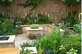 herb garden patio design edible