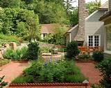 Great Outdoor Patio with Herb Gardening Designer