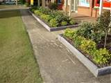 Fabulous Landscape Edging Ideas : Wonderful Landscaping Edging Ideas
