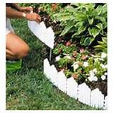 top notch white plastic garden edging landscape edging materials