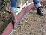 lawn edging material c