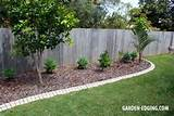 garden edging ideas concrete edging services