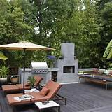 Apartment Patio Idea : Traditional Garden Patio Designs And Ideas ...