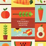 april is national gardening month