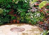 garden design awesome small patio garden ideas green planting