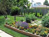 Backyard Ideas Fascinating Inexpensive Backyard Landscaping Ideas ...