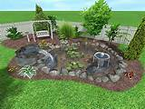 Landscaping Ideas Style Excellent Cheap Landscaping Ideas For Backyard ...