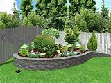 Home Landscaping Ideas Decor Fetching Small Garden Landscaping Ideas ...