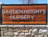 New Sign at Garden Heights Nursery