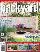backyard and garden design ideas november 2011 australia pdf cover