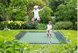 backyard ideas for kids play trampoline backyard ideas for kids play