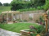 backyard designs ideas gardens