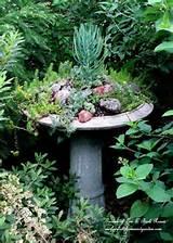 DIY Garden Planters and DIY Garden Art - Deja Vue Designs