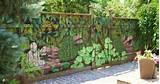 DIY Glass Garden Art