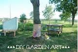 DIY: Garden Art