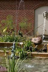 Outdoor Garden Solar Fountains Bring Your Garden To Life