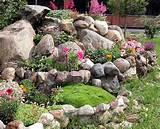 rock garden landscaping ideas - rock garden landscape ideas photograph ...