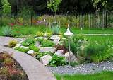 Rock Garden Landscaping Ideas Backyard Landscape AxSoriscom - Garden ...