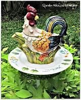 whimsical garden decor