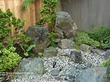 Backyard Japanese Rock Garden Landscaping Pictures | Small Yard ...