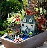 unique whimsical garden art